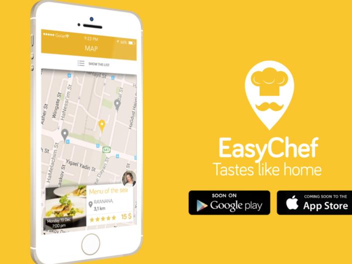 EasyChef - Tastes Like Home