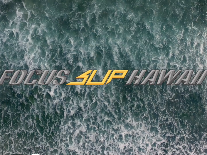 Focus SUP Hawaii - 2017 Campaign