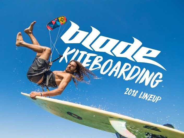 Blade Kiteboarding - 2018 Product Video