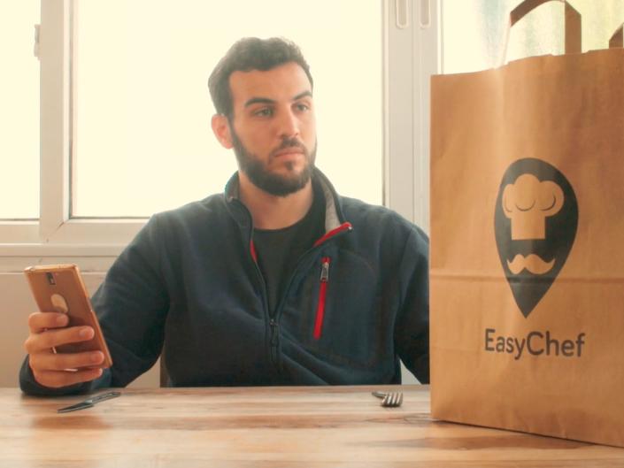 EasyChef Promo - Roomates
