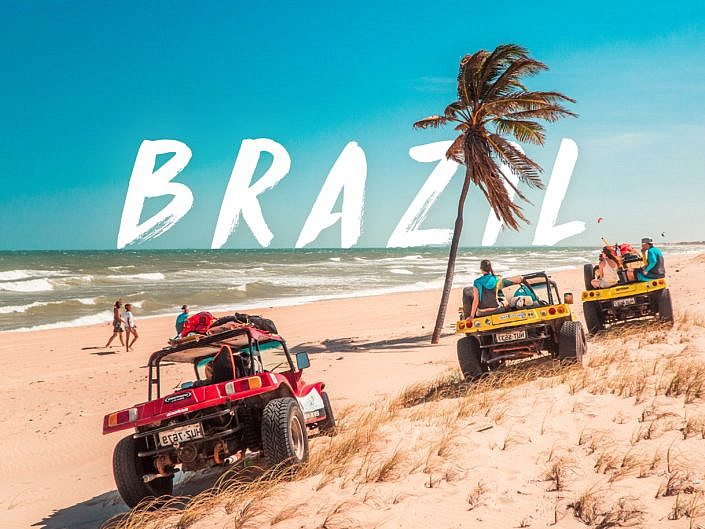 Extreme Travels - Brazil