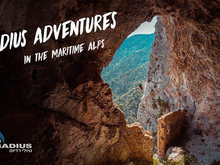 Radius Tours - The Maritime Alps
